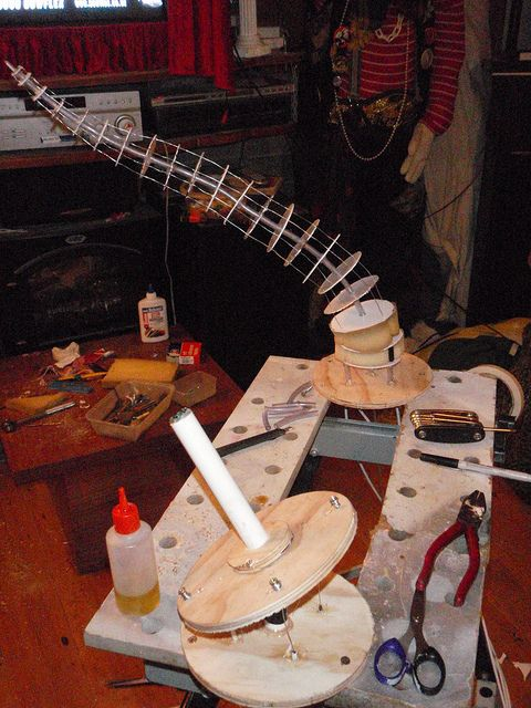 Cable Controlled Tentacle Mechanism | Flickr - Photo Sharing!