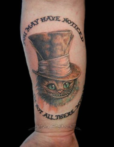 78 best tattoo alice in wonderland images on pinterest for Tattoo shops in tennessee