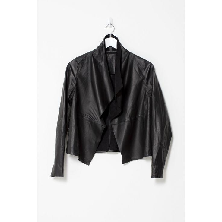 100& Leather jacket. A Gatehouse Favorite**