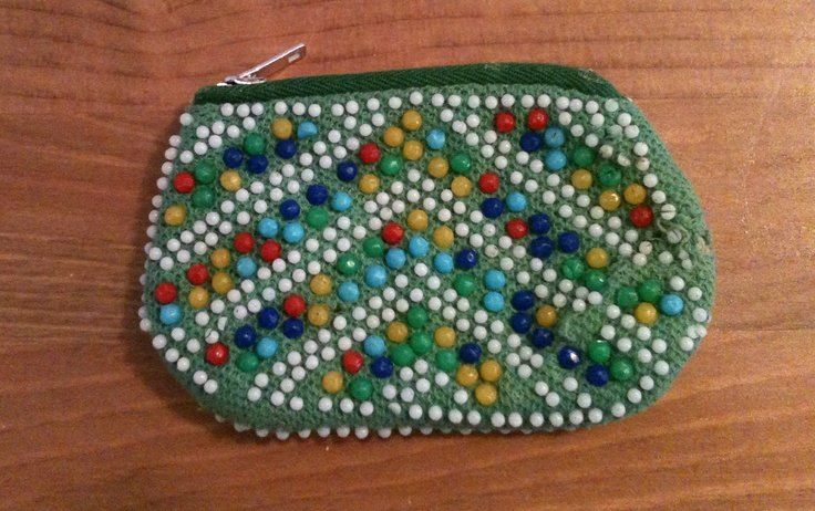 I also had one of these purses as a little girl