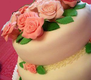 Una torta decorata per la festa della Mamma (e non solo!)