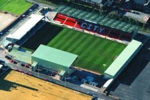 Sincil Bank Stadium - Lincoln City FC from Football.co.uk