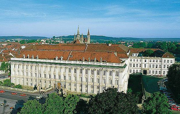 Residenz und Hofgarten Ansbach, D-91522 Ansbach, Bayern. © Bayerische Schlösserverwaltung