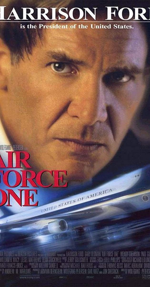 Air Force One (1997) IMDb in 2019 | Air force ones