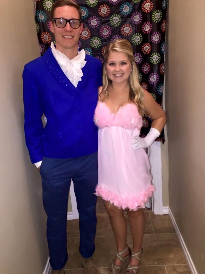 Couples Halloween Costumes 2019 Diy.Diy Costume For Couples Austin Powers And Fembot Costume