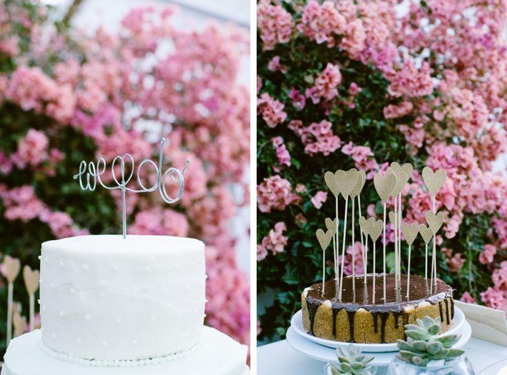 Wedding Cakes. Photo: Lad & Lass