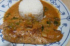 Putensteak mit Curry-Honig Soße, ein raffiniertes Rezept aus der Kategorie Braten. Bewertungen: 3. Durchschnitt: Ø 3,6.