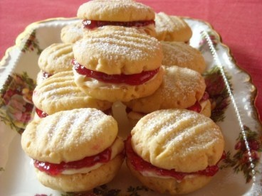 monte carlo biscuits - Australian  Mum used to mke these!