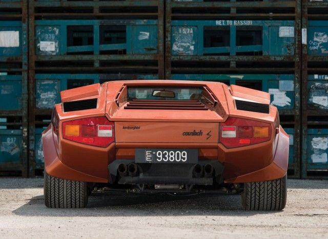 Original 1979 Lamborghini Countach for Sale8
