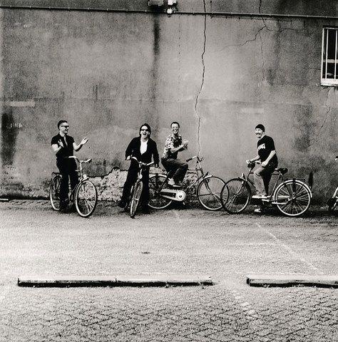 U2, Amsterdam 2001 | Photo by Anton Corbijn