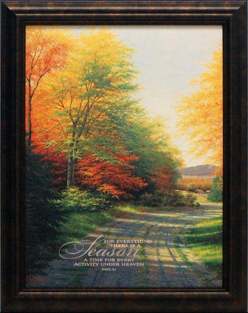9 best Inspirational Autumn Landscape Wholesale Art Prints images on ...