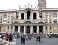 Rome church pictures, Santa Maria Maggiore