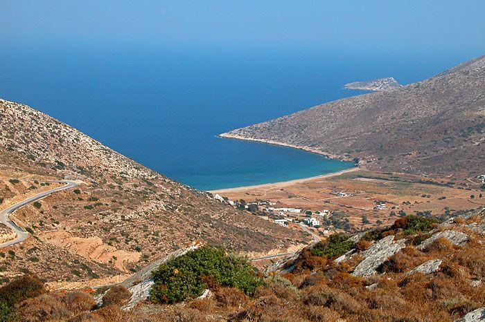 Ayia Theodhoti beach, Ios, Greece islands