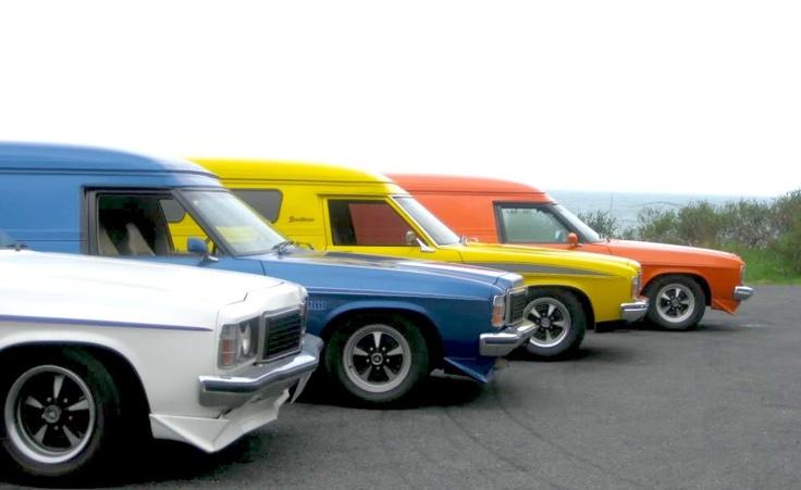 Panel Van Line up