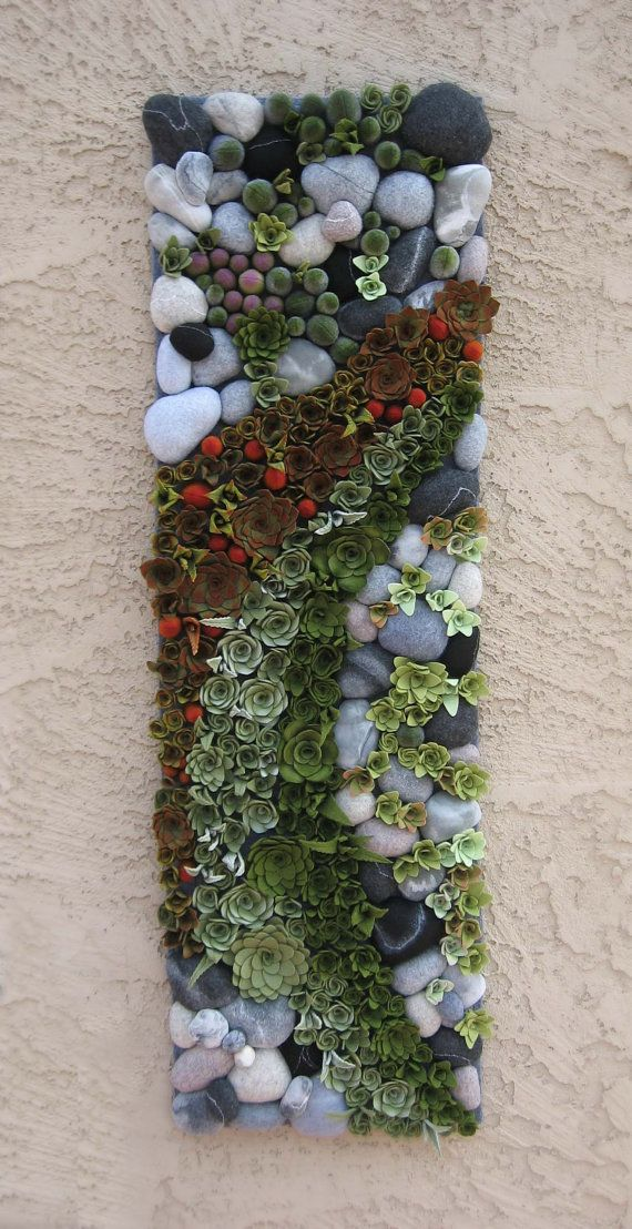 How does your garden grow Made to order succulent by miasole