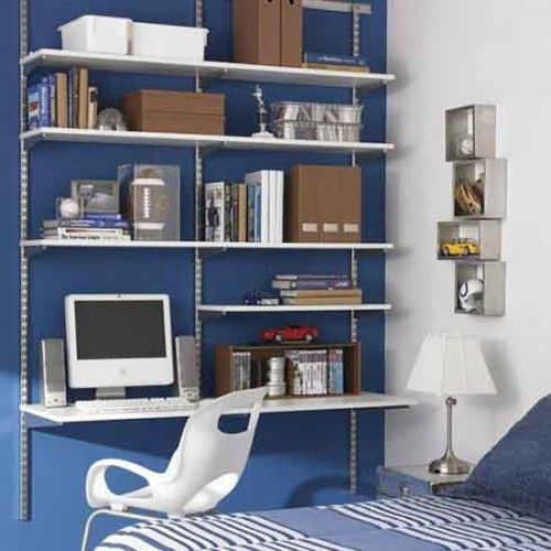 shelves design for bedroom 3