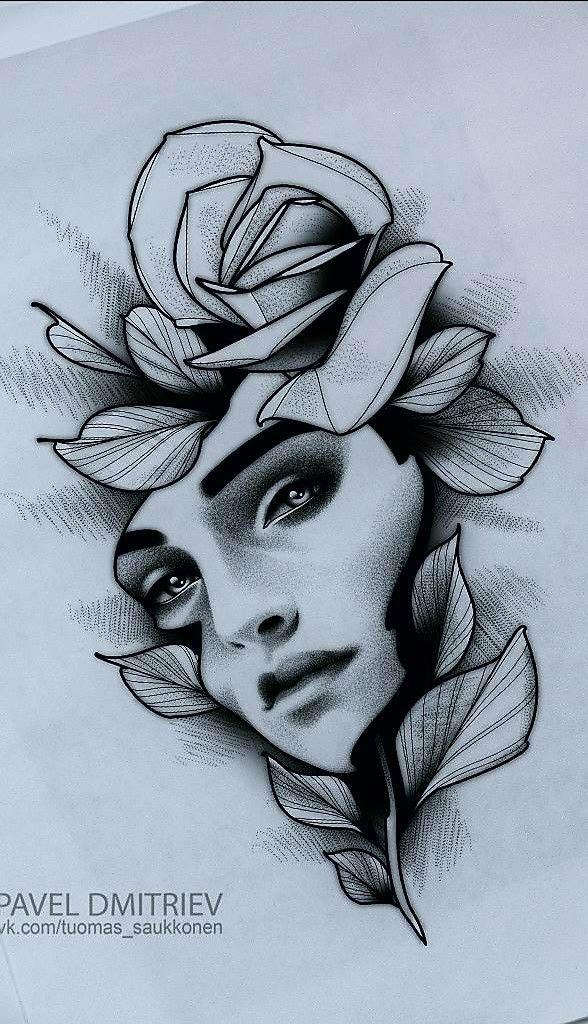 Preto E Cinza Desenhos Para Tatuagem Tatuagens Preto E
