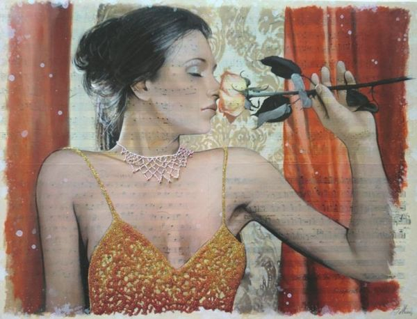Gianni Bellini, paintings - ego-alterego.com