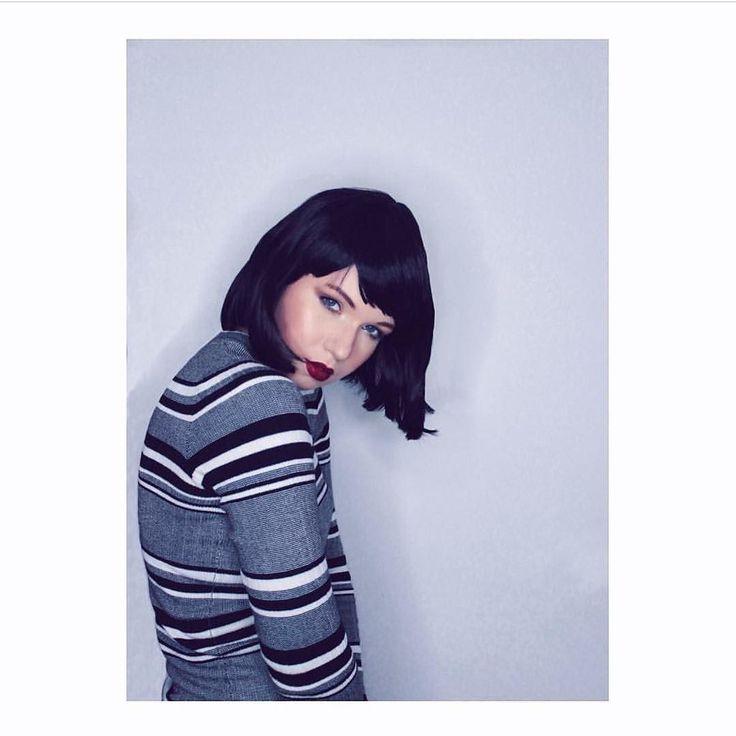 @honeybnny Looks perfect in Lush style: Betty  #lushwigsbetty #lushwigs #wig #wigs #bobwig #fashion #hairtrends #hairspiration #alternativehair #gorgeoushair