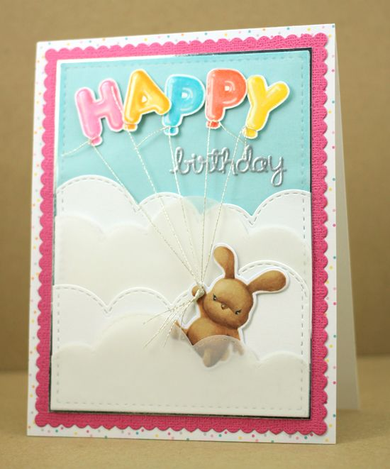 purrfectionistcrafter.com » Blog Archive » Up & Away Birthday Girl Trio
