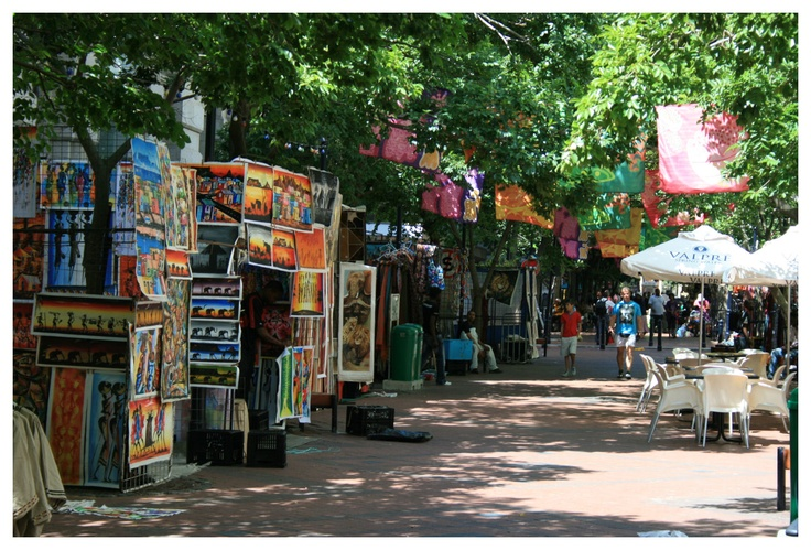 You cannot visit Cape Town and not visit one of its oldest markets, Green Market Square. Local art, crafts, fabrics and artifacts can all be found at this market and if you are in to bartering, then this place is for you!