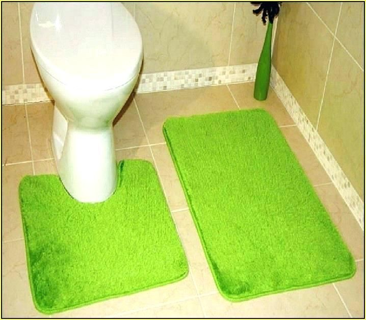 Lime Green Bath Mats To Add Color In Your Bathroom Lime Green Bathrooms Lime Green Bath Mat Green Bathroom Decor