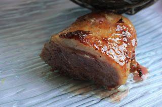 Papilles On/Off: Magret de canard laqué cuit au four