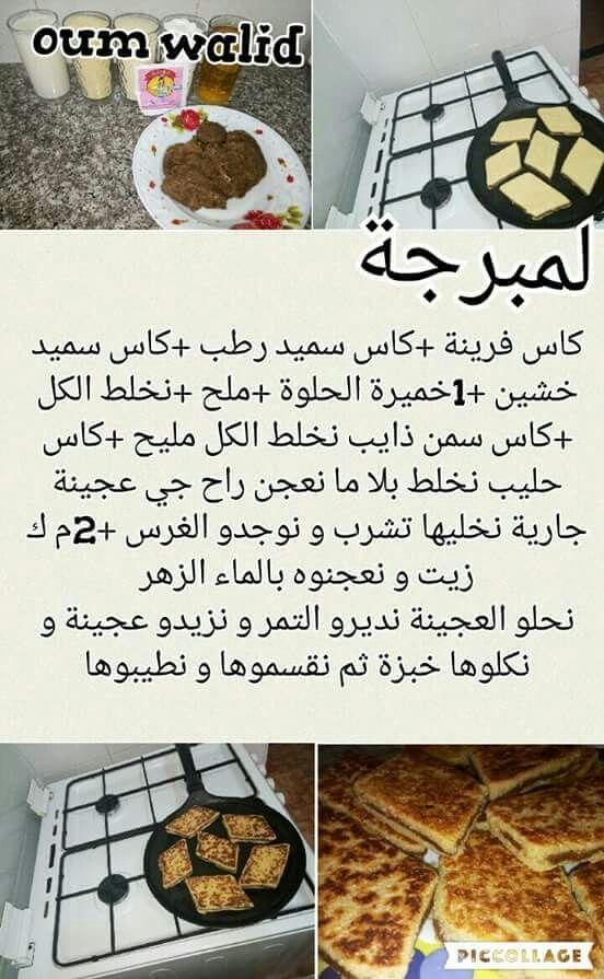 Galettes algériennes aux dattes