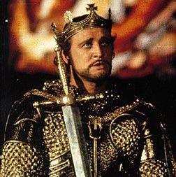 Richard Harris as King Arthur ------------ahhhhhhhhhhhhh!!