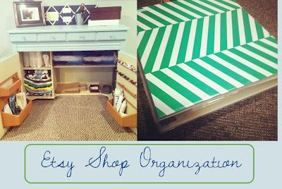 Jenny Free Style: Etsy Shop Organization: The Business Side    Tips on keeping your Etsy Shop organized PLUS FREE PRINTABLES!