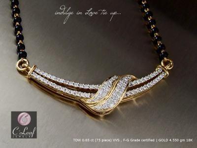 C-Leaf - Gems and Jewellery - Mangalsutra
