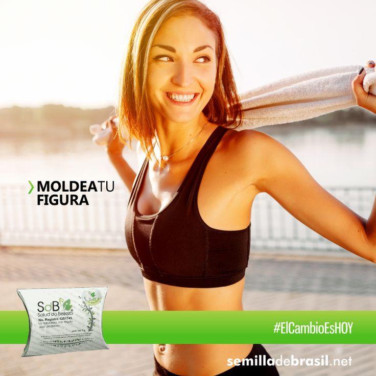 Uno de los ingredientes de nuestra original #SemillaDeBrasil, es el ácido linoléico, el cual es utilizado para reducir la grasa corporal y moldear la figura. #ElCambioEsHoy