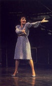 Tony award for Best Actress in a Musical to Chita Rivera for THE RINK        Broadway opening: February 9th, 1984 - Run: 204 performances    Directed by A. J. Antoon - Book by Terrence McNally - Choreography by Graciela Daniele - Orchestrations by Michael Gibson    Starring: Chita Rivera (Anna), Liza Minnelli (Angel), Scott Holmes, Jason Alexander, Ronn Carroll, Mel Johnson Jr., Scott Ellis, Kim Hauser, Frank Mastrocola