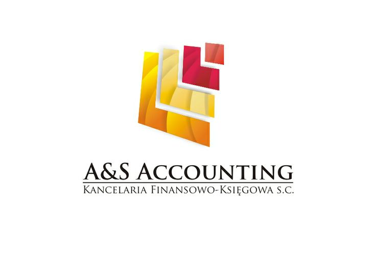 Logo dla A&S Accouting www.ludio.pl