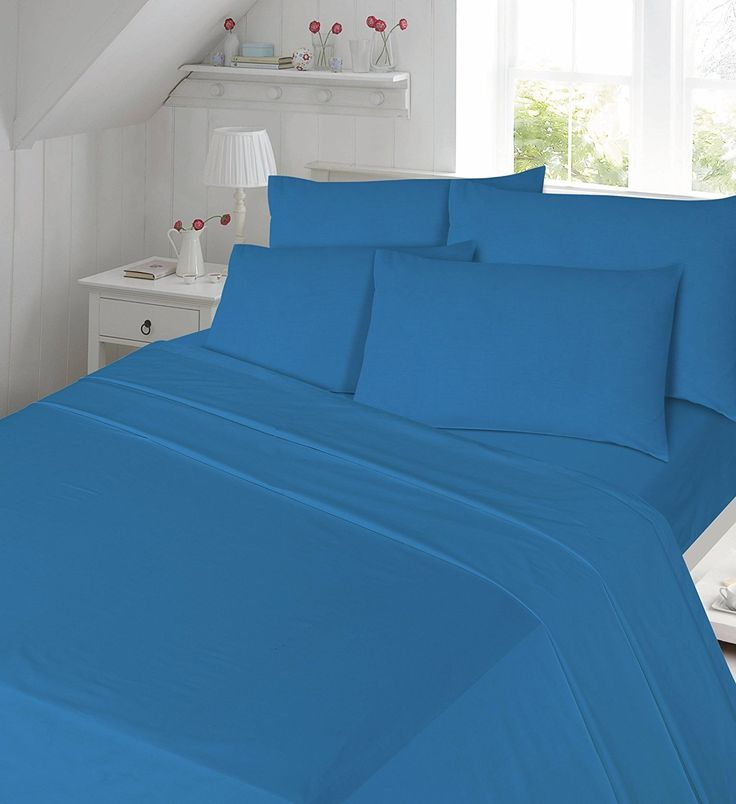 #Thermal #FLANNELETTE #Fitted #Bedsheet ~ Soft 100% Brushed #Cotton Plain #Dyed FLAT #BEDDING SHEETS ~ 10 Colors with UK SIZES Claim your free MAM bottle by #Comfort-Style