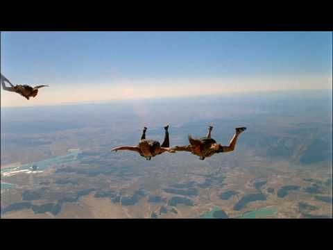 Point Break - Skydiving Scene (HQ) High Quality - YouTube