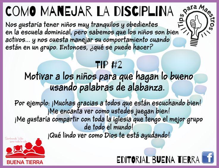 #editorialbuenatierra #niños #escueladomincal #disciplina