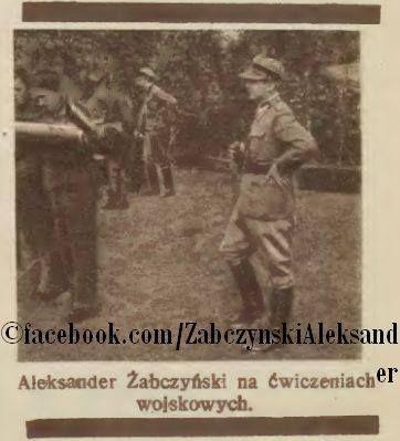 lieutenant Aleksander Bożydar(Darek) Żabczyński
