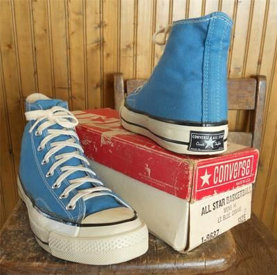 Made in the USA Converse Chuck Taylor All Stars vintage