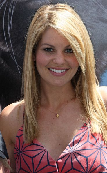 Candace Cameron Bure  | ... in this photo candice cameron actress candice cameron attends the cats