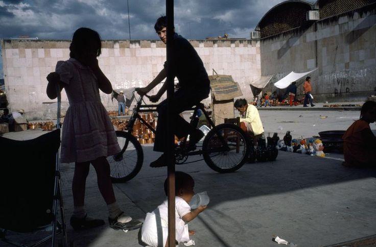 Alex Webb. 1984. At the market