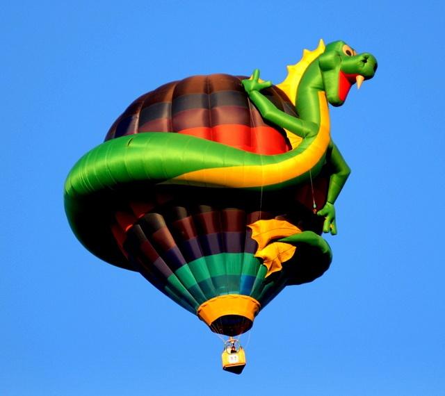 how to train a dragon ballons australia