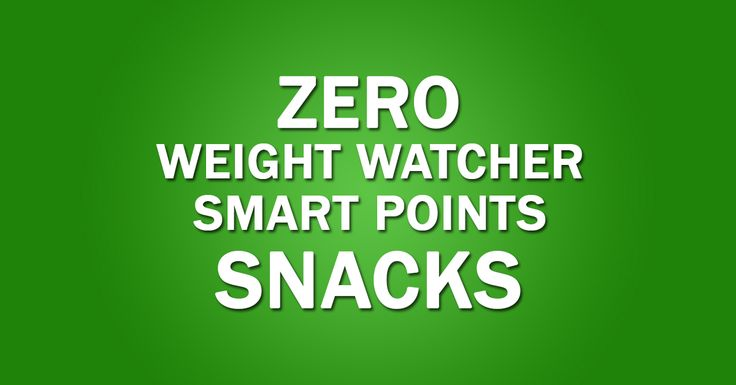 Weight Watchers Smartpoints Berechnen : snacks with 0 weight watchers smart points weight watchers recipes weight watchers recipes ~ Themetempest.com Abrechnung