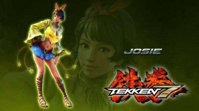 iPodder Blog » Tekken 7 Has 3 New Characters: Jin Kazama, Josie Rizal, and Devil Jin