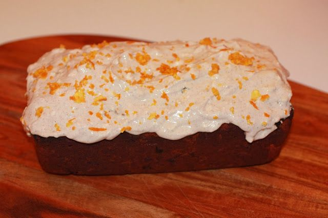 Clean Carrot Cake