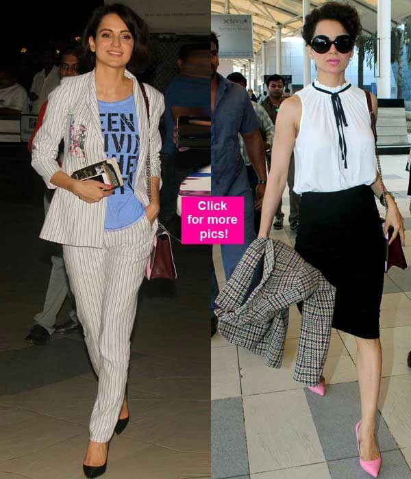 Style queen Kangana Ranaut returns to SLAY us, yet again! #kanganaranaut