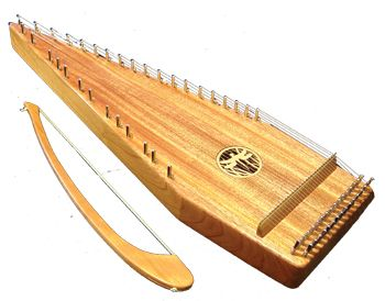 psaltery | Musicmakers: Bowed Psaltery