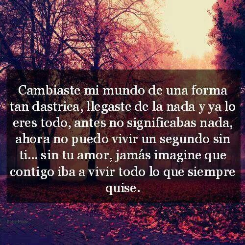 I Love You Mi Amor Quotes : Te amo mi amor Amor, amor... Pinterest Beautiful, Te amo and ...