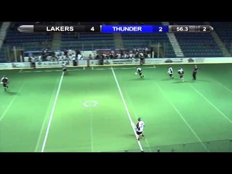WLA LANGLEY THUNDER vs. BURNABY LAKERS MAY 23 HIGHLIGHTS
