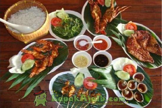 DINNER JIMBARAN - BALI